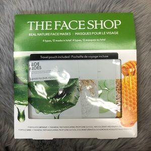 The Face Shop Real Nature Face Masks (PM515)